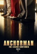 Anchorman The Legend Continues (Huyền Thoại Tiếp Diễn) (2013)