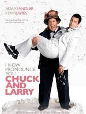 Hôn Nhân Đồng Tính (I Now Pronounce You Chuck And Larry) (2007)