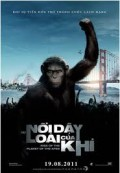 Rise of the Planet of the Apes (Sự trỗi dậy của loài khỉ) (2011)